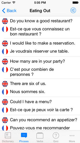 French English Dictionary + Freemium