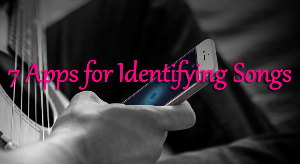 identify songs apps