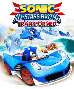 sonic all star racing transformed icon