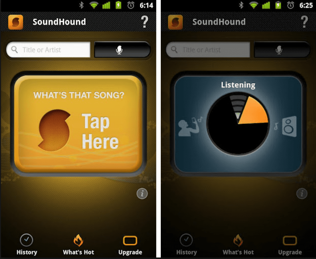 What song is this? 7 Apps for Identifying Songs | Free apps for