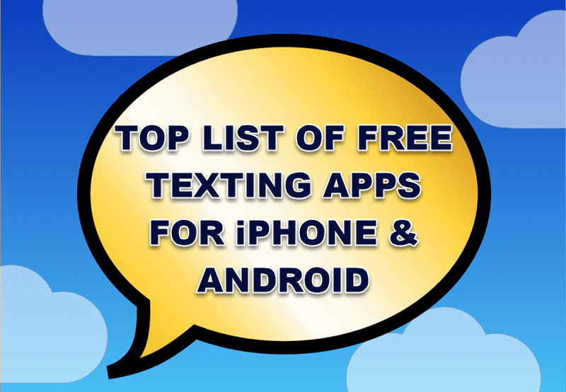 free texting apps