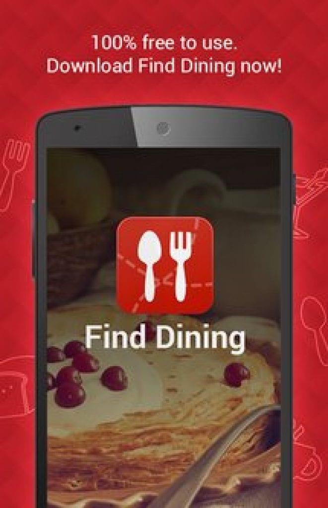 Restaurat finder app