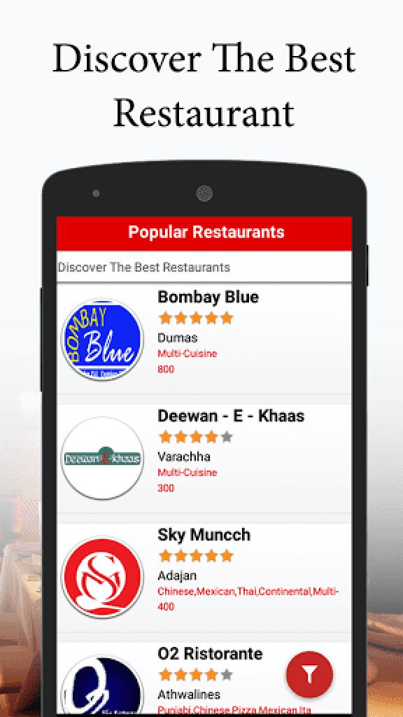 EatBingo Restaurant Finder