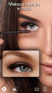Makeup Mirror App For Android | Saubhaya Makeup