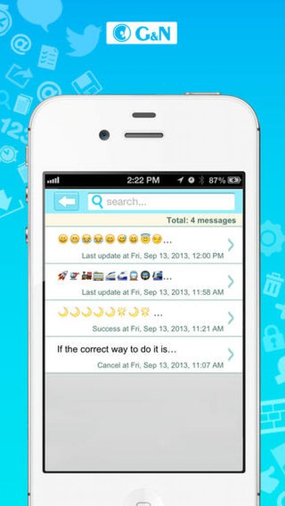 15 Free Sms Apps For Iphone Like Imessage Free Apps For Android