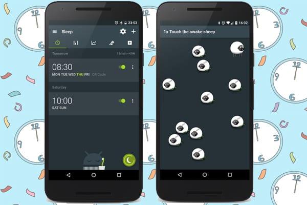 sleep as android screenshot