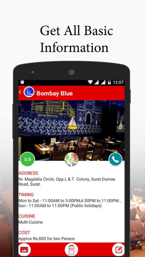 Best Restaurant Finder For Iphone
