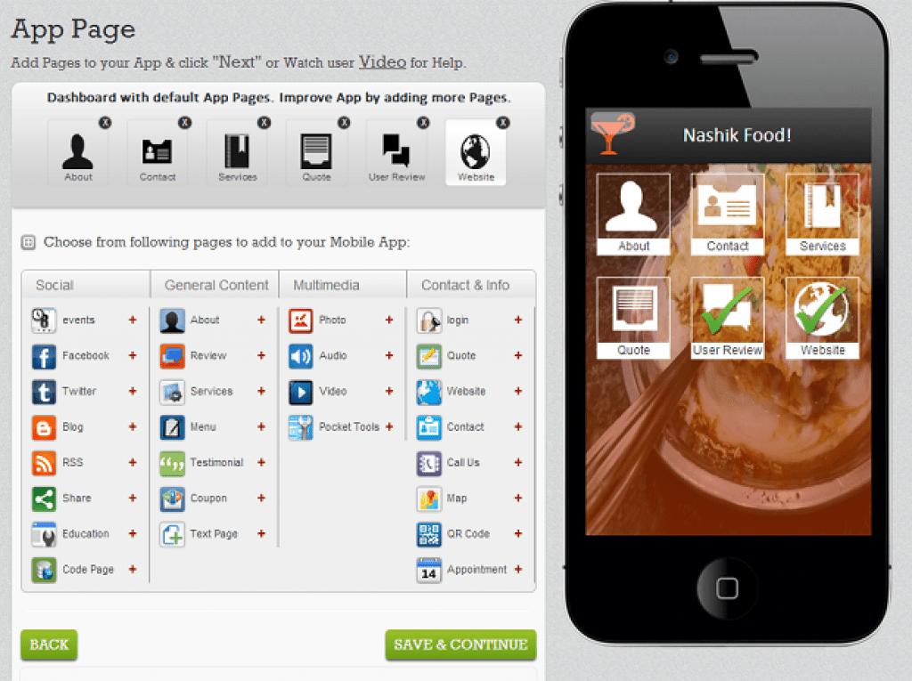 appy-pie-app maker
