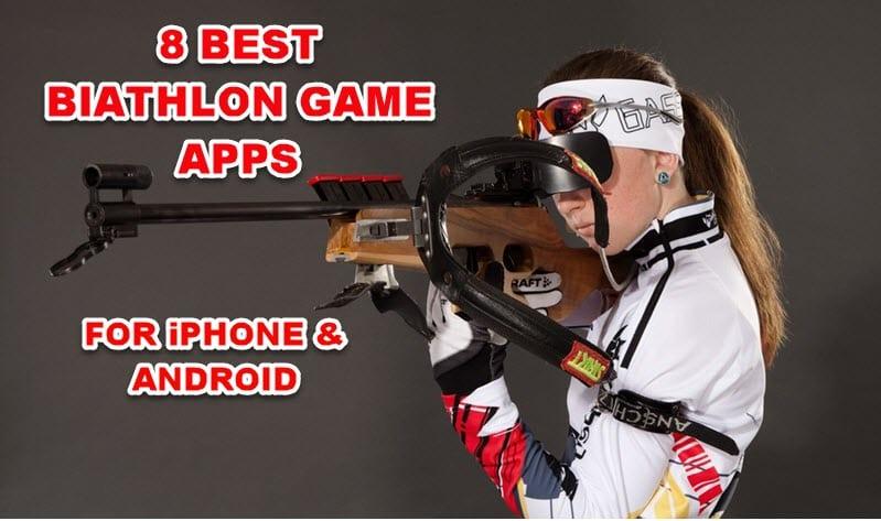 best biathlon game apps