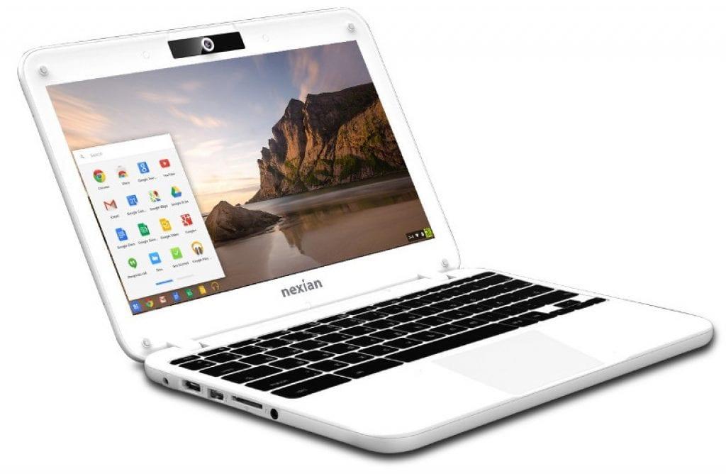Chromebook 11.6-inch Laptop