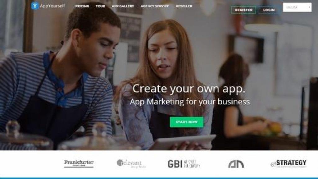 appyourself app maker