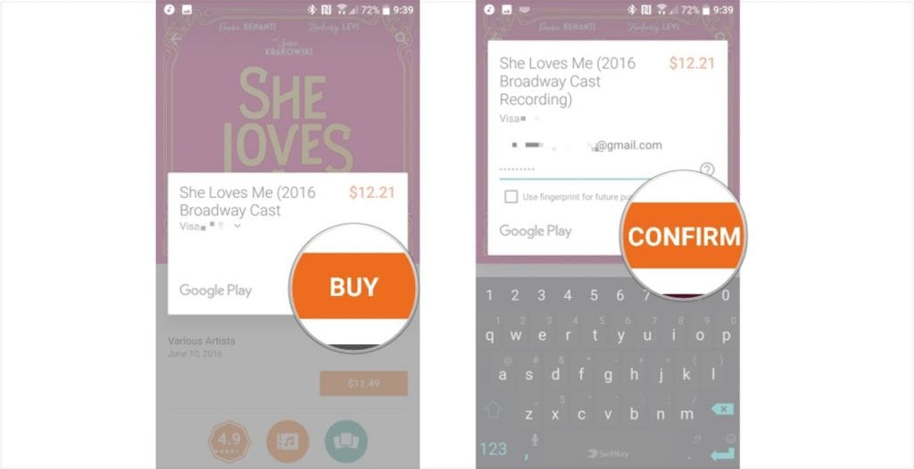 how-to-buy-music Google Play