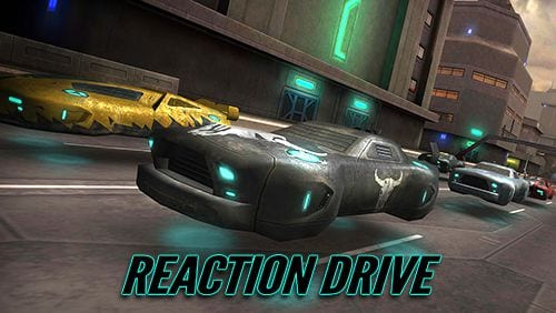 reaction-drive