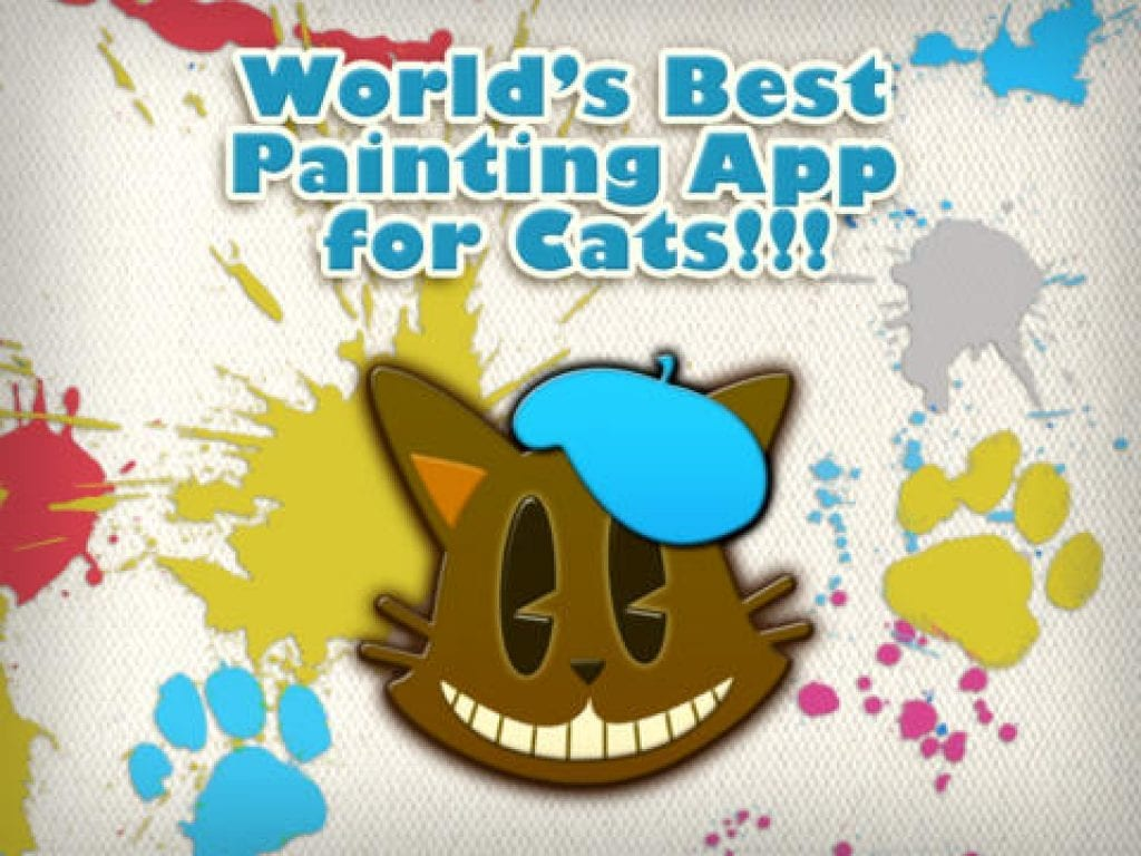 paint for cat