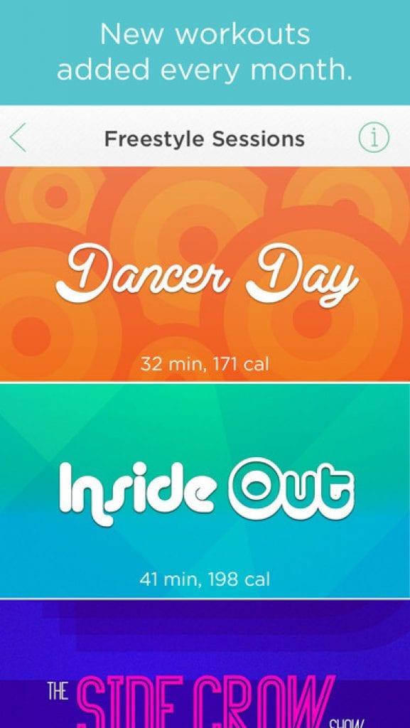 Fitstar yoga app