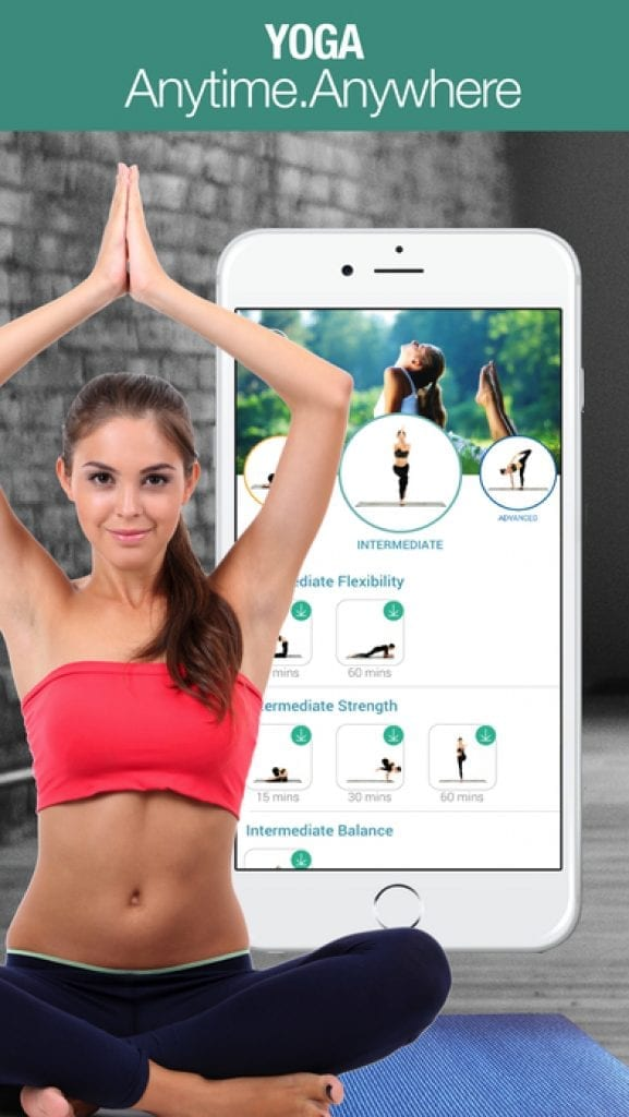 global yoga academy app