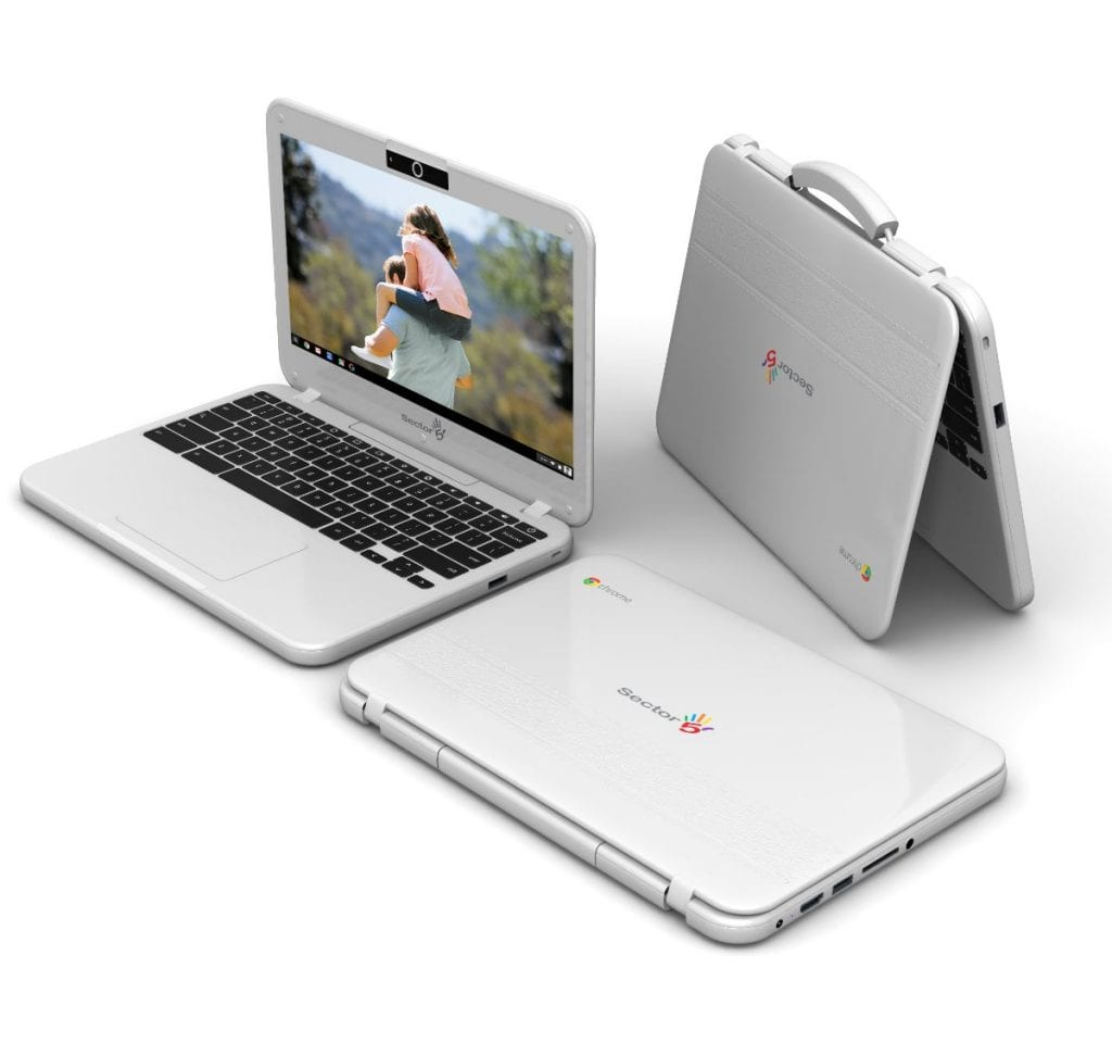 E1 Rugged Chromebook