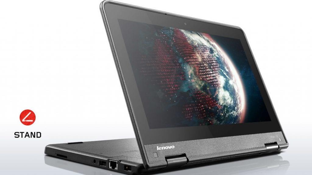 "Lenovo ThinkPad Yoga 11e Chromebook 11.6"" Tablet 2-in-1 Convertible PC"
