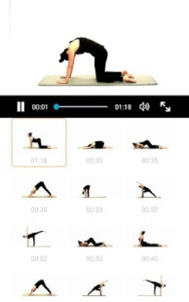 yoga guru app