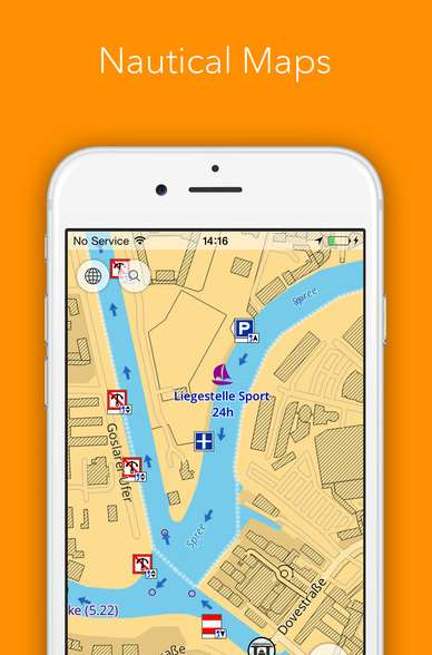 15 best gps apps for iphone ipad free apps for android ios osmand iphone gumiabroncs Gallery