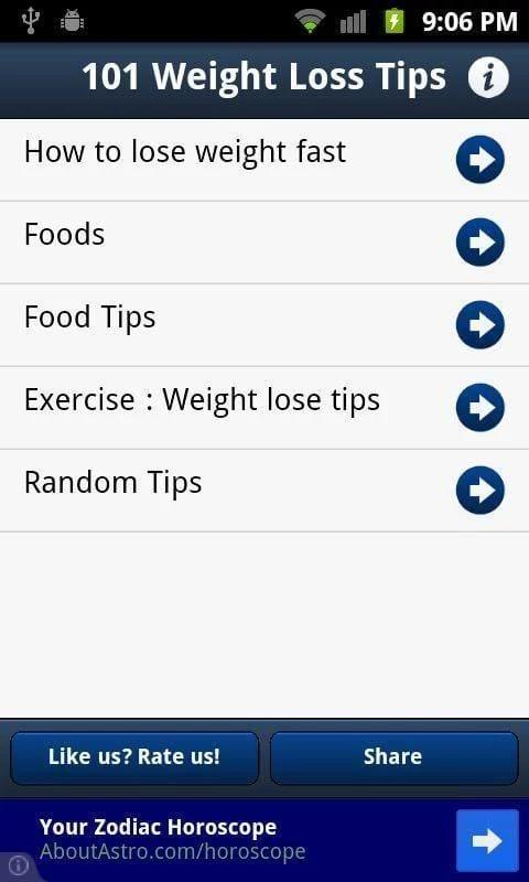 101-best-weight-loss-tips-screenshot-1