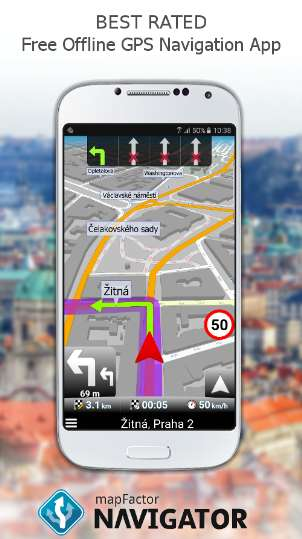 mapfactor-android