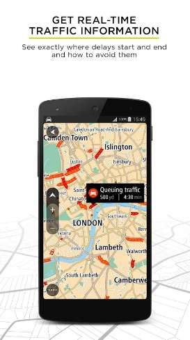 tomtom-gps-android