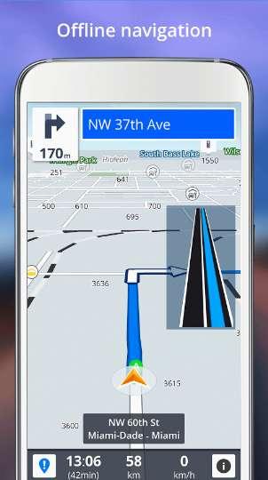 gps-navigation-android