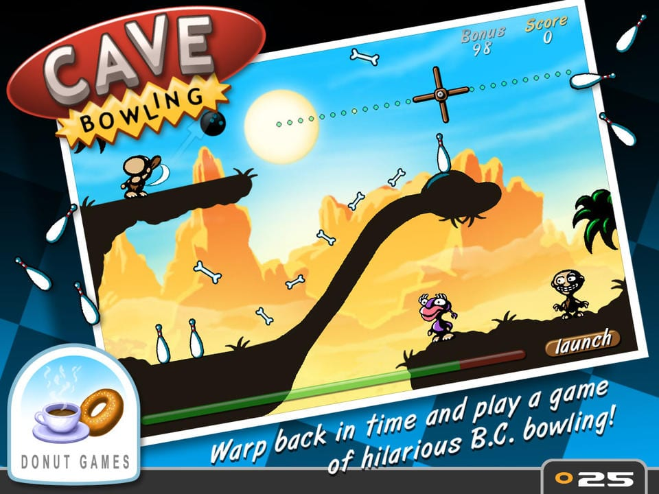 cave-bowling