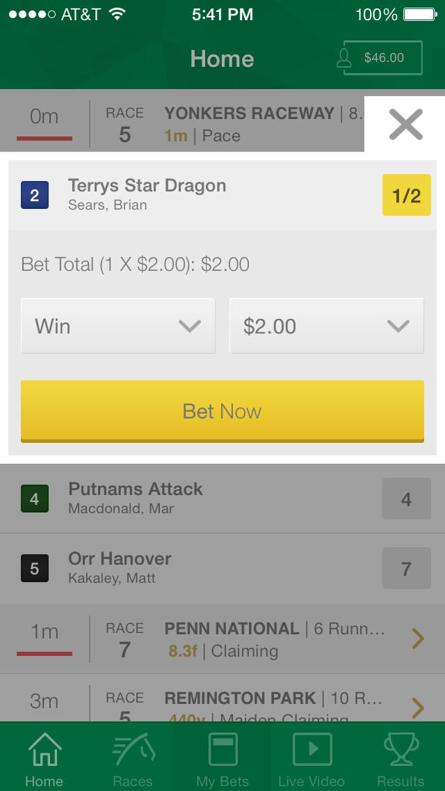 Best horse sports betting apps labor leader betting odds
