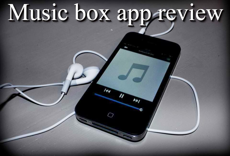 Music box app review | Free apps for Android and iOS