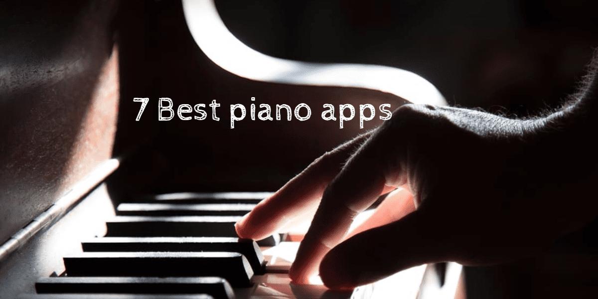 piano apps best