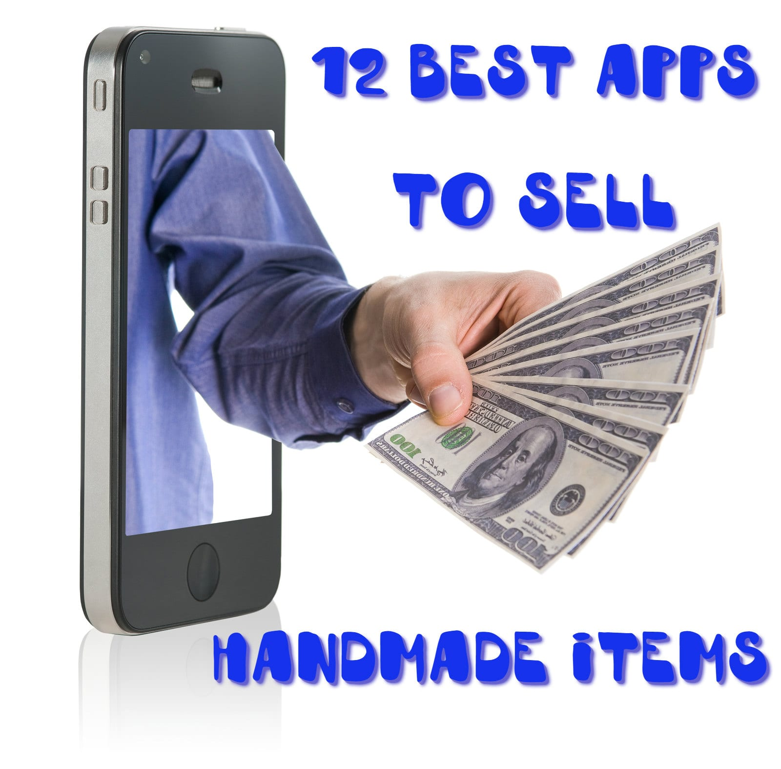 12 best apps to sell handmade items on android ios for Sell handmade crafts online free