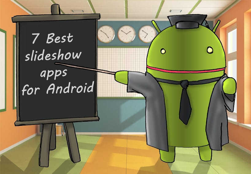 slideshow apps for android front