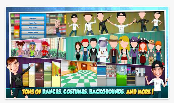 15 Dancing Apps With Your Picture For Android Ios Free Apps For