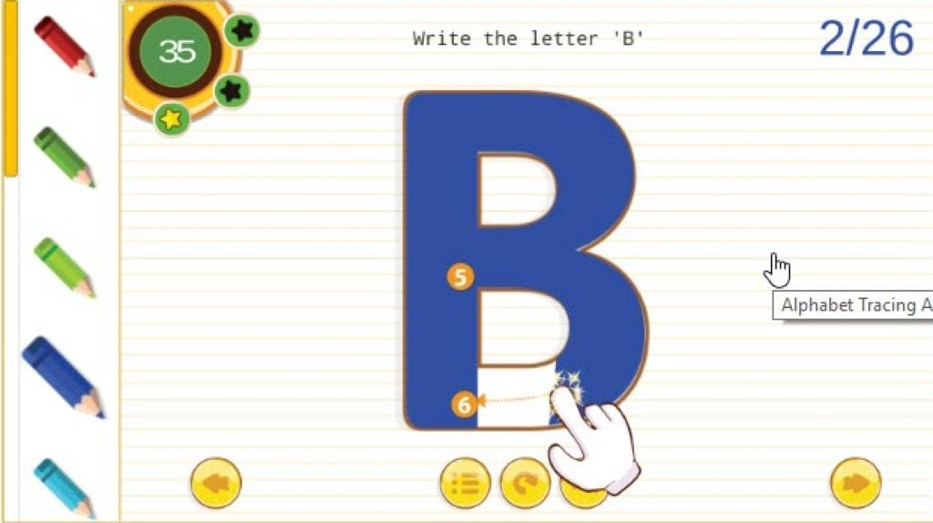 Letter Tracing Apps.12 Best Letter Tracing Apps For Android Ios Free Apps