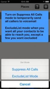 Call blocker for iphone , phone blocker for android