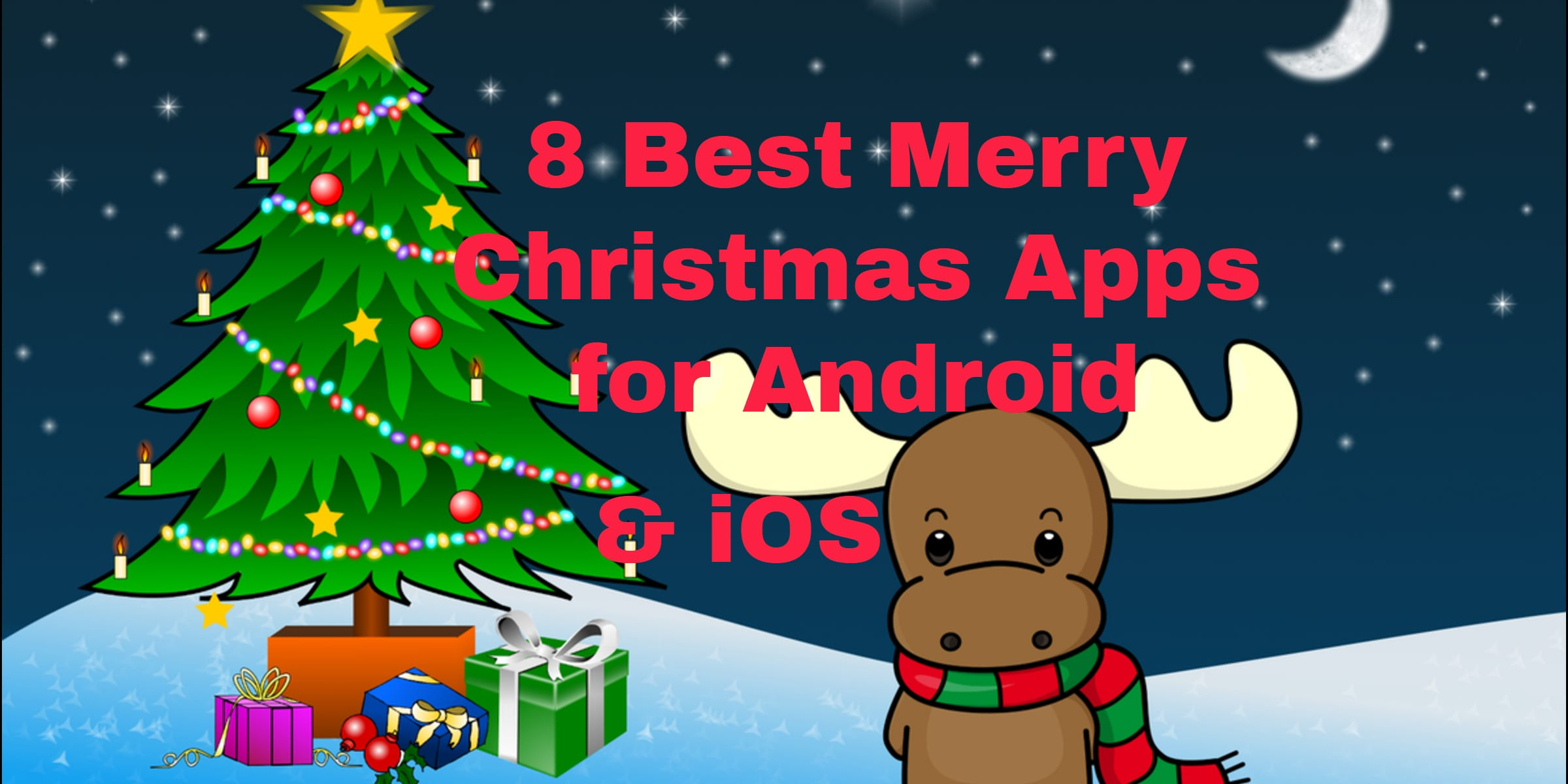 8 Merry Christmas Apps for Android & iPhone | Free apps for android ...