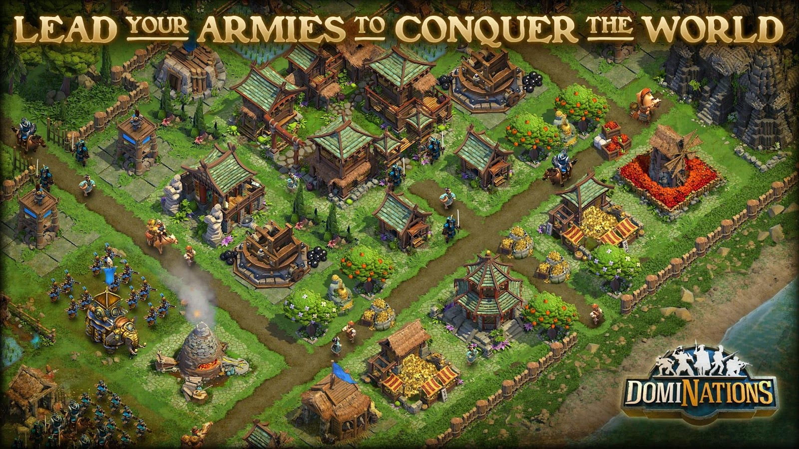 Conquer The World Game