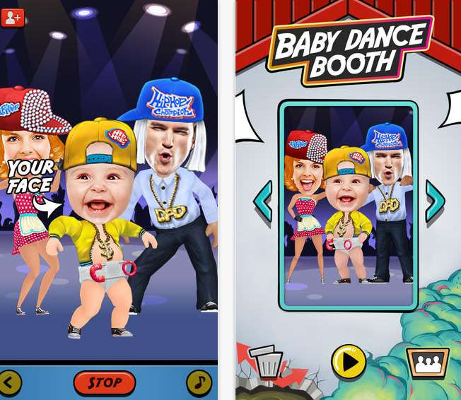 Baby DanceBooth