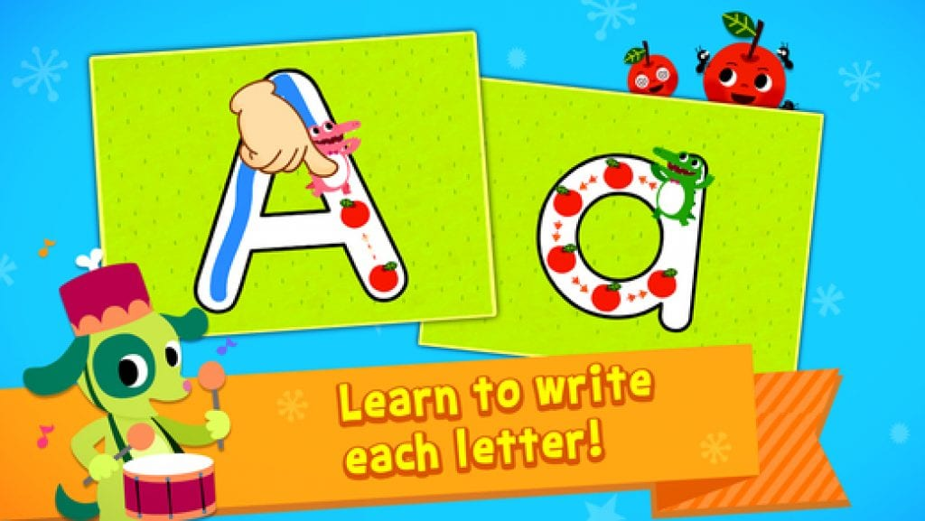 12 Best Letter Tracing Apps For Android IOS