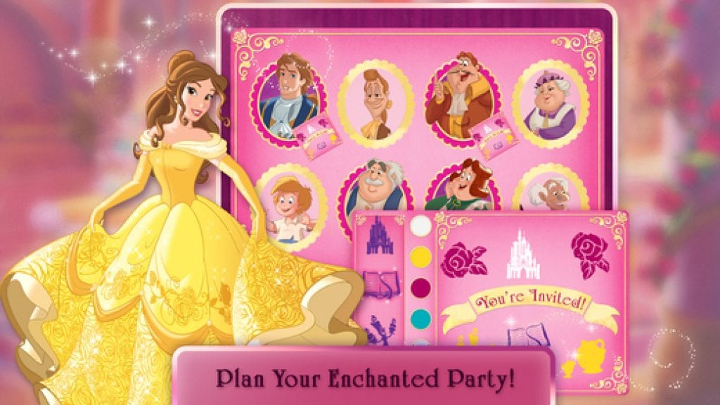 disney royal celebrations