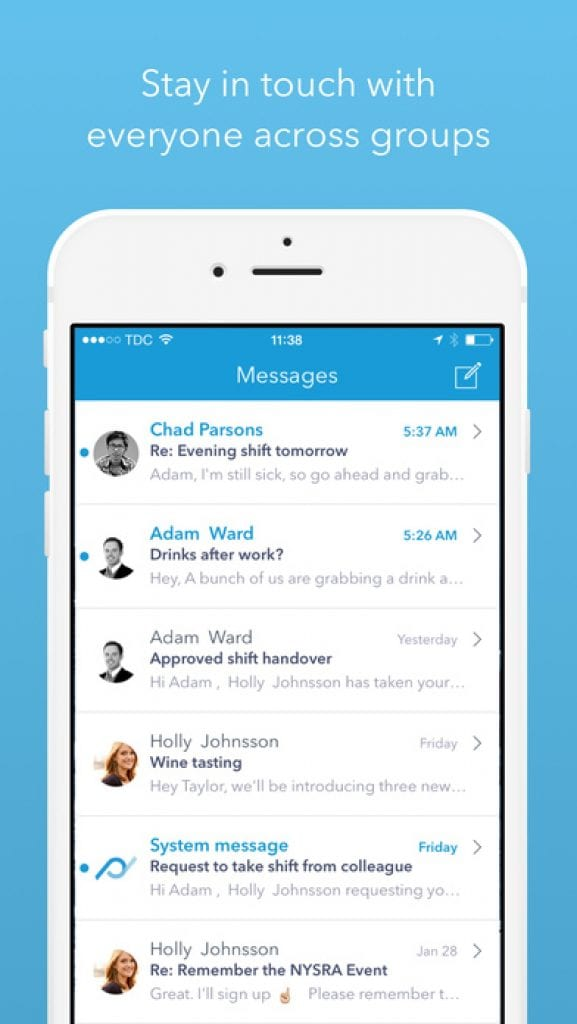 planday app