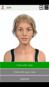 My Virtual Girlfriend Julie