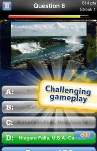 Geography Quiz Game