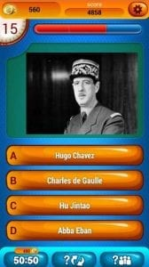 History Quiz Game