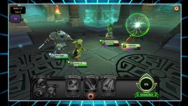 BattleHand screenshot