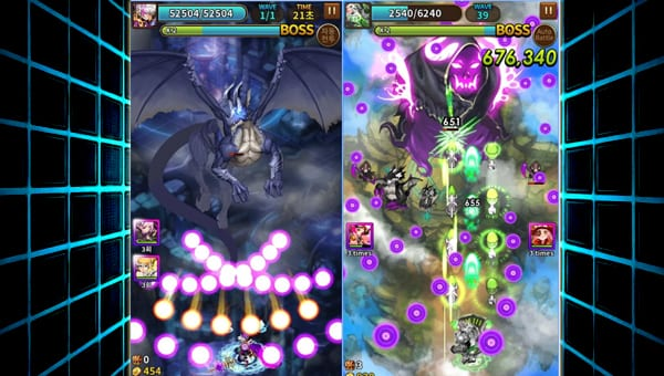 Dragon Heroes screenshot