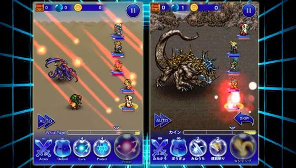 Final Fantasy Record Keeper screenshot