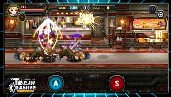 Train Crasher screenshot